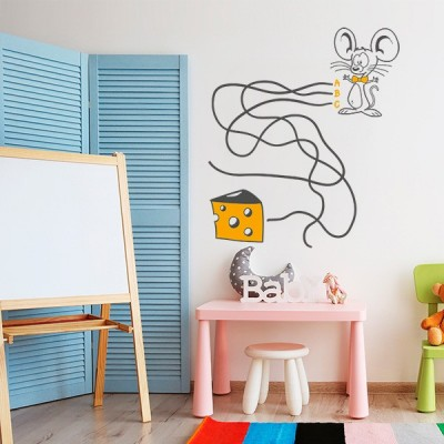 Vinilo Decorativo Infantil IN209