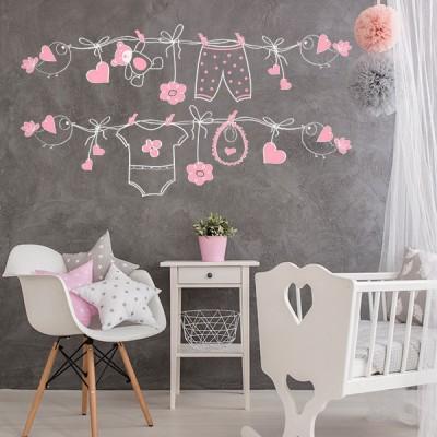 Vinilo Decorativo Infantil IN207