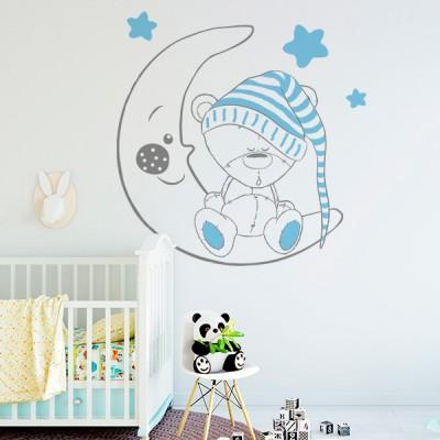Vinilo Decorativo Infantil IN206