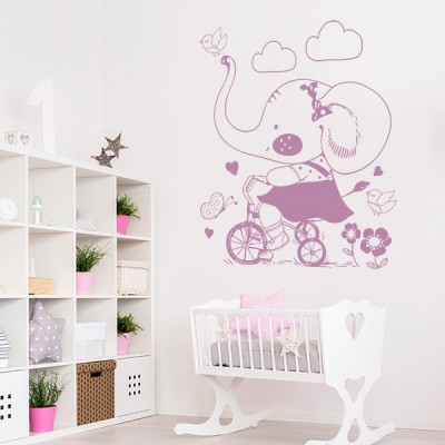 Vinil Decorativo Infantil IN180