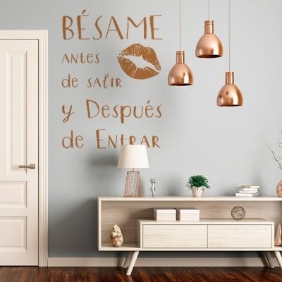 Vinil Decorativo Texto TE038
