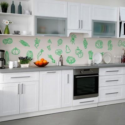 Vinil Decorativo Cozinhas CO041