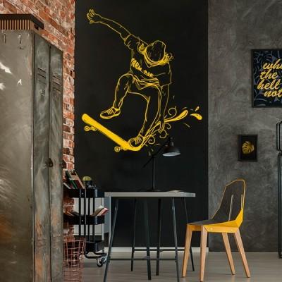 Vinil Decorativo Moderno MO101