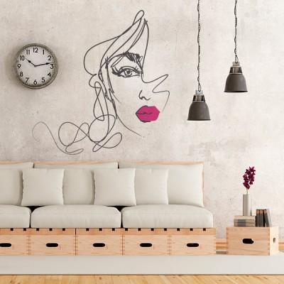 Vinil Decorativo Moderno MO238