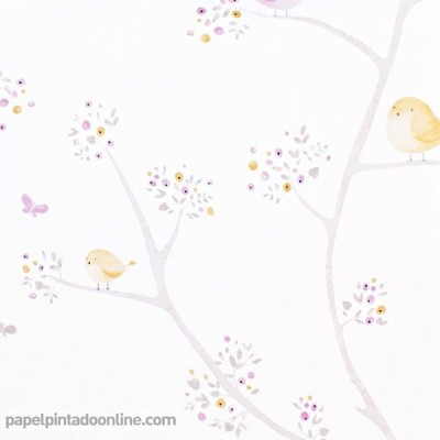 Papel pintado MY LITTLE WORLD MLW_2983_52_36