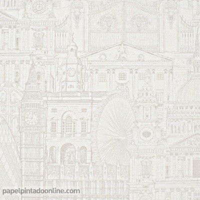 Papel de parede TEMPUS FI2301