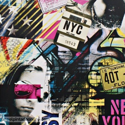 Papel de parede FREESTYLE L06103