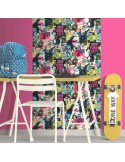 Papel pintado FREESTYLE L06103