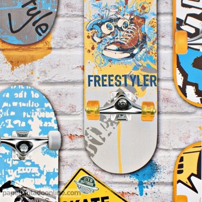 Papel pintado FREESTYLE L29505