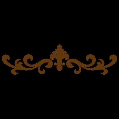 Vinil Decorativo Cabeceira CA018, Grande, Marron 8282-01, Invertir