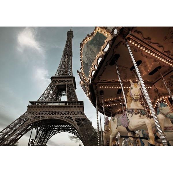Fotomural CARROUSEL DE PARIS