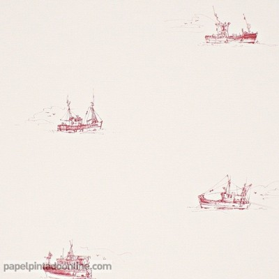 PAPEL PINTADO NAUTIC 1513_81_03