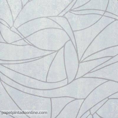 Papel de parede FLOW 86108