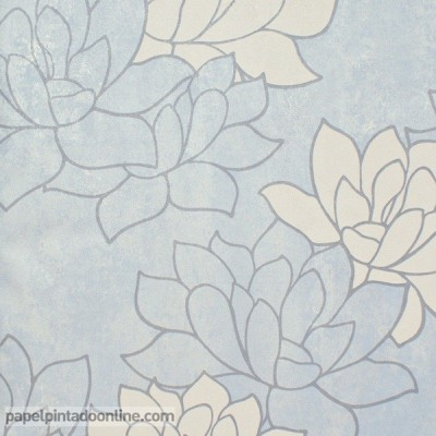 Papel de parede FLOW 85908