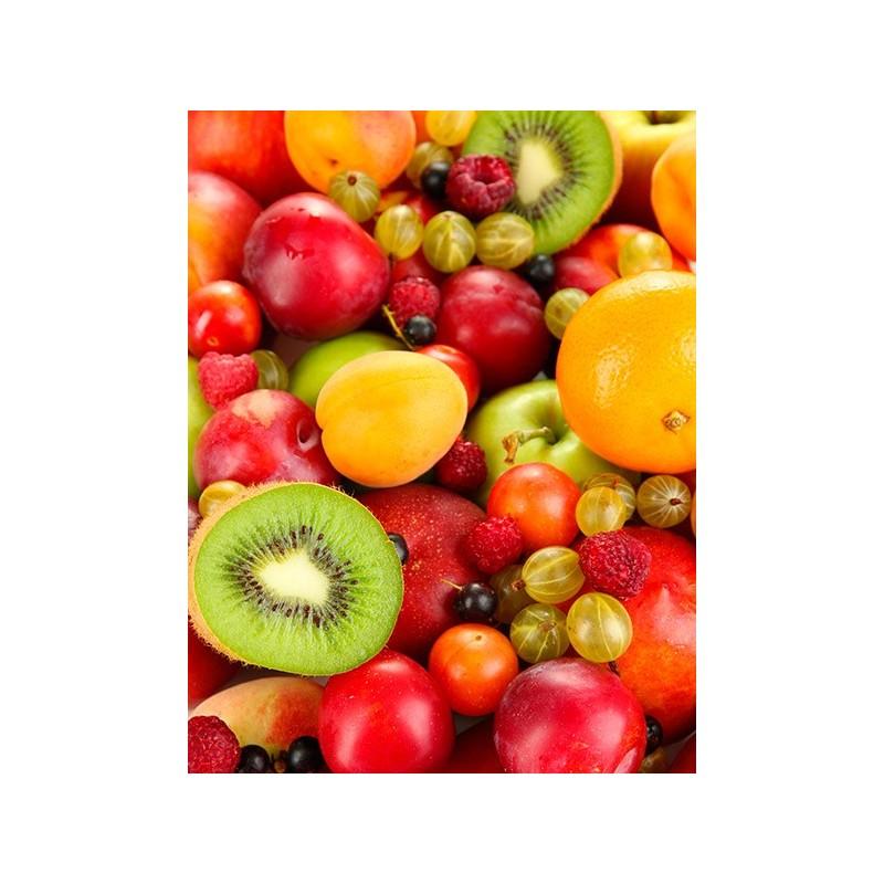 Fotomural Frutas Para Lavavajillas Vinilos Decorativos L048