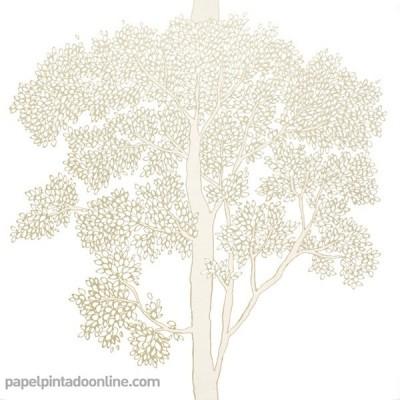 Paper pintat arbres daurats 1679_11_21