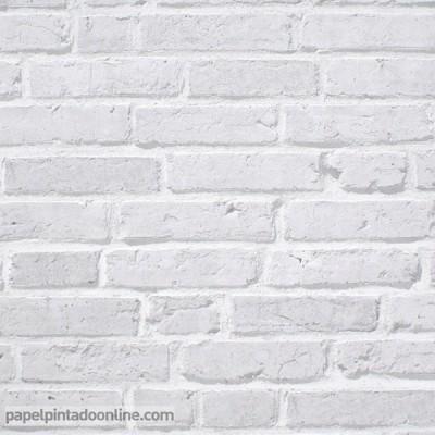 Papel de parede tijolo 94283-2