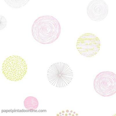 Paper pintat PRETTY LILI PRLI_6924_40_77