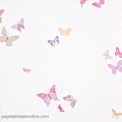 Paper pintat PRETTY LILI PRLI_6910_40_50