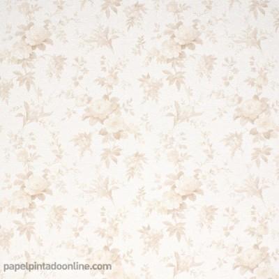 Papel de parede FLORES VINTAGE 5825-14