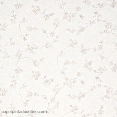 Papel de parede FLORES PEQUENAS 5824-14