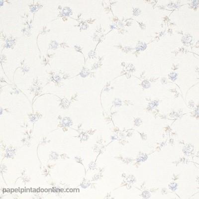 Papel de parede FLORES PEQUENAS 5824-08