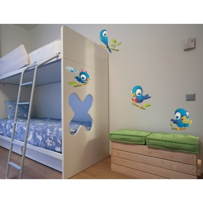 Sticker Infantil BRICO 7109