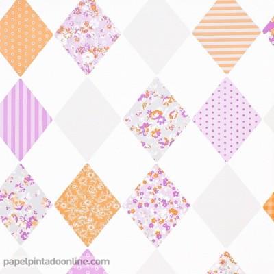 Paper pintat PRETTY LILI PRLI_6916_30_55
