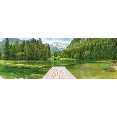 Fotomural GREEN LAKE