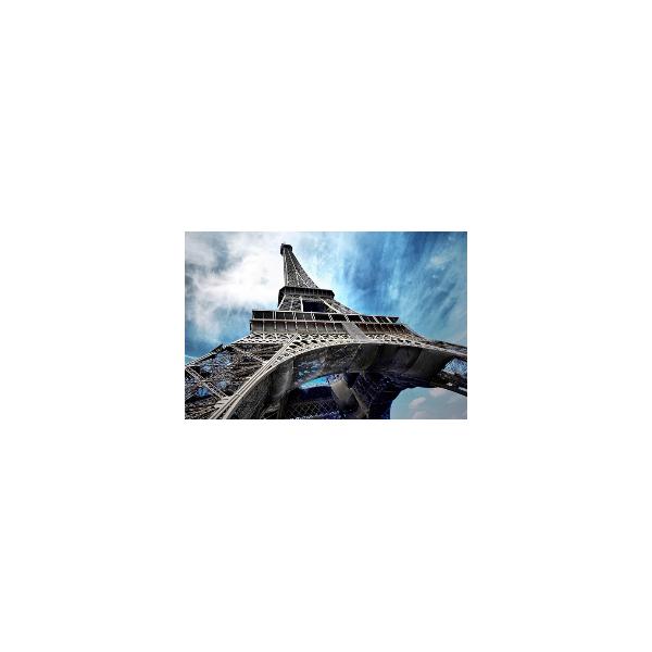 Fotomural The Eiffel Tower FLF014, 100cm. x 67cm., Vinilo Autoadhesivo Mate, Todo Color, Original, 0x0x0x0 cm.