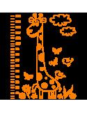 Vinilo Decorativo Infantil IN182, Grande, Naranja 8208-04, Invertir