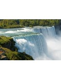 Fotomural Niagara Falls FLF004, 125cm. x 83.3cm., Vinilo Autoadhesivo Mate, Todo Color, Original, 0x0x0x0 cm.