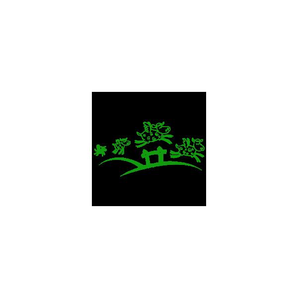 Vinilo Decorativo Infantil IN064, Pequeño, Verde Hierba 8248-04, Invertir