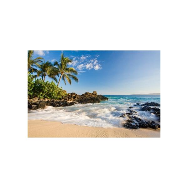 Fotomural Playa FPL014, 200cm. x 120cm., Vinilo Autoadhesivo Mate, Todo Color, Original, 0x0x0x0 cm.