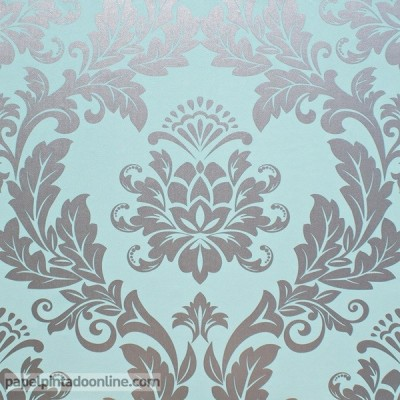 Papel pintado ROYAL DAMASK 967