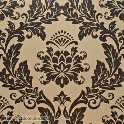 Papel pintado ROYAL DAMASK 966