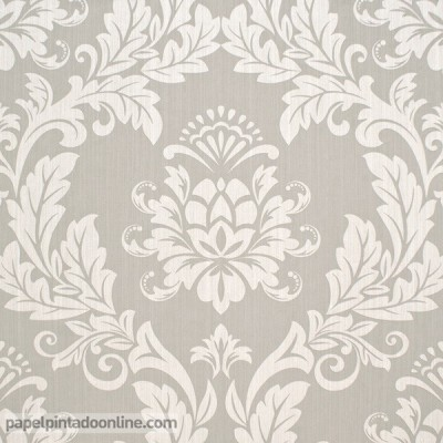 Papel pintado ROYAL DAMASK 962