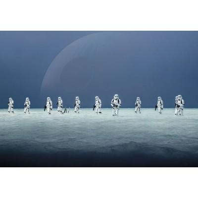 Fotomural STAR WARS SCARIF BEACH 8-444
