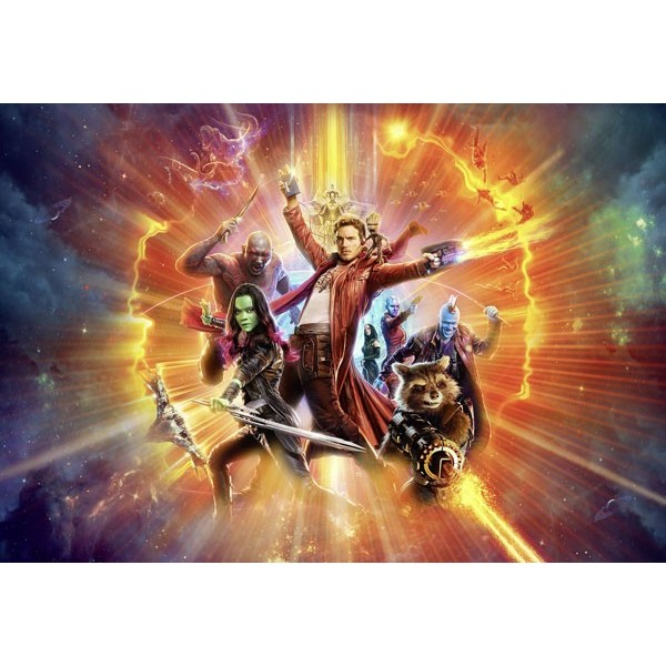 Fotomural Marvel GUARDIANS OF THE GALAXY 8-4030