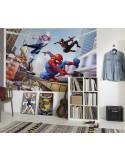 Fotomural Marvel SPIDERMAN FRIENDLY NEIGHBOURS 4-4027