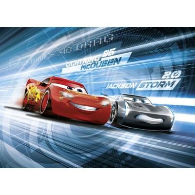 Fotomural Disney CARS3 SIMULATION 4-423