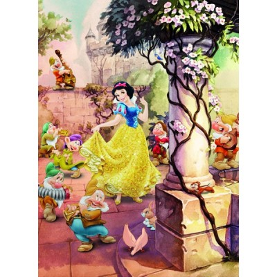 Fotomural Disney DANCING SNOW WHITE 4-494