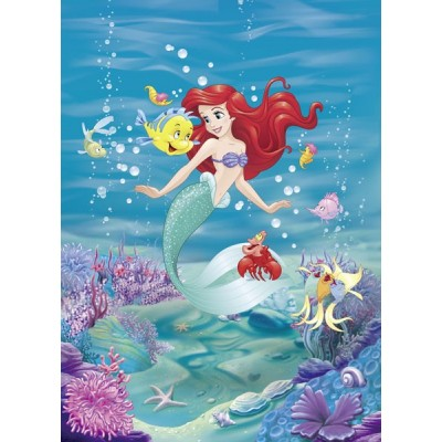 Fotomural Disney ARIEL SINGING 4-4020