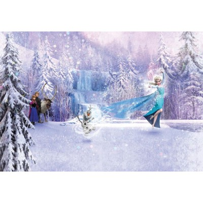 Fotomural Disney FROZEN FOREST 8-499