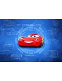 Fotomural Disney CARS3 BLUEPRINT 8-488