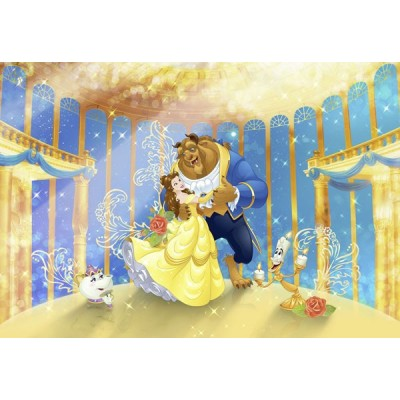 Fotomural Disney BEAUTY AND THE BEAST 8-4022