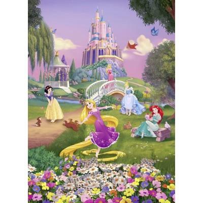 Fotomural Disney PRINCESS SUNSET 4-4026