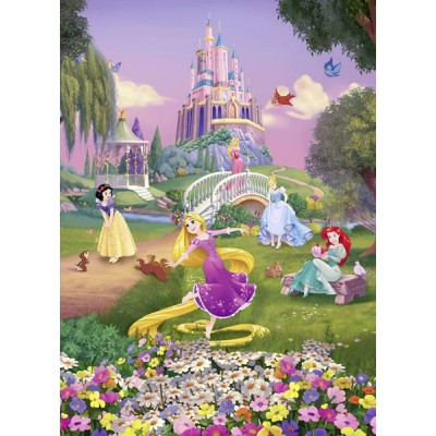 Fotomural Disney PRINCESS SUNSET 4-4026