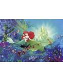 Fotomural Disney ARIEL'S CASTLE 8-4021