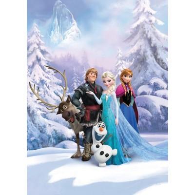 Fotomural Disney FROZEN WINTERLAND 4-498